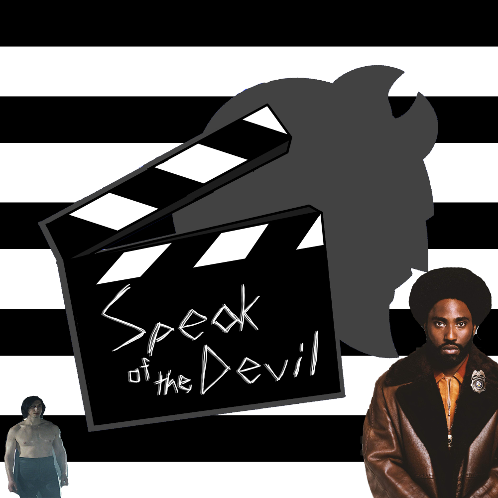 Speak of the Devil: BlacKkKlansman
