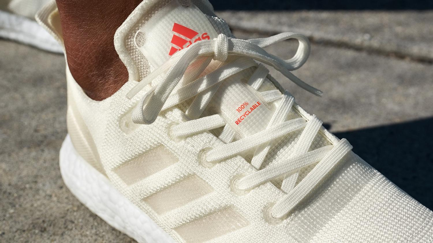 Adidas Creates First 100% Recyclable Sneaker; Shoe Brands are Thinking Green