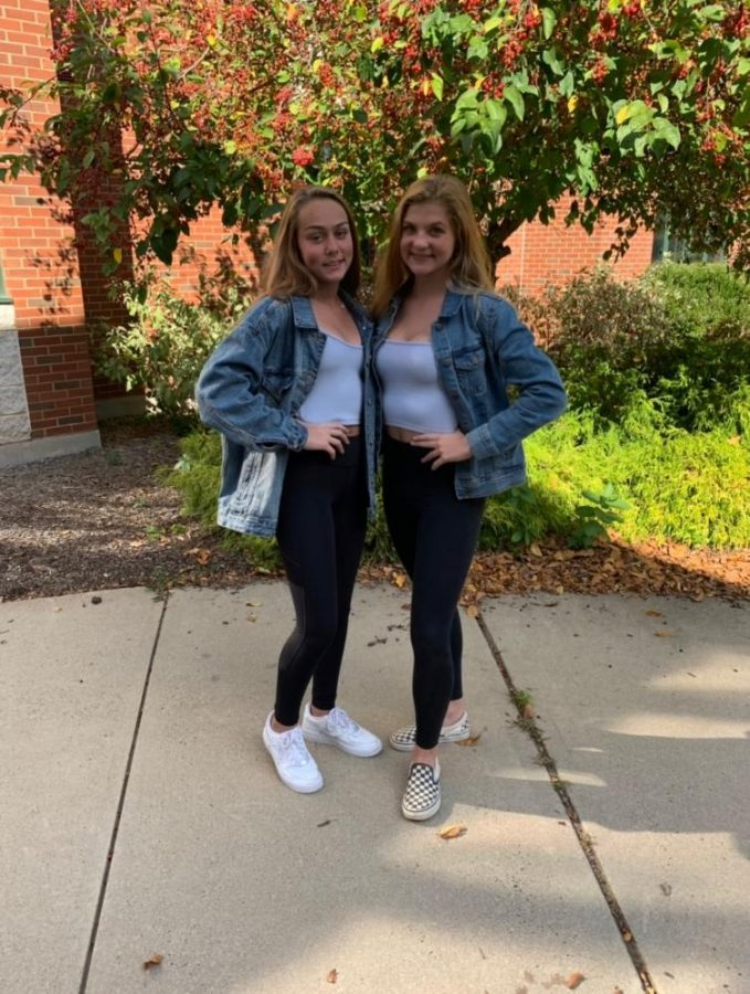 Freshman Profile: Chloe Shafir and Grace Gaffey