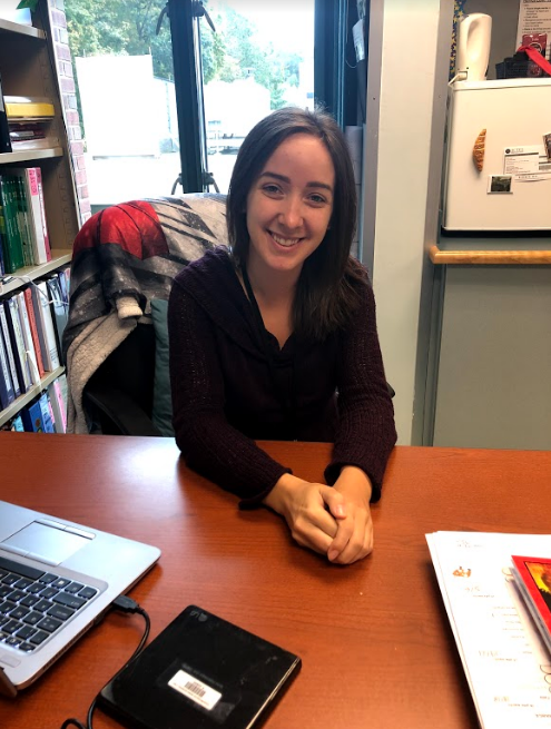 Former Coginchaug Student Returns as New French Teacher