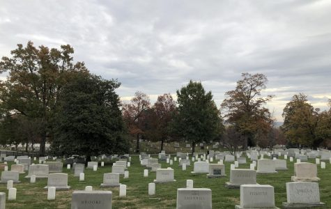 A Rainy Visit To Arlington National Cemetery