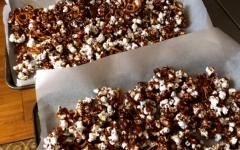 Caramel Moose Munch Recipe