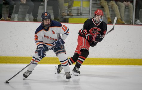 Boys Ice Hockey on a Winning Streak