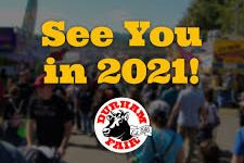 2020: The Year Without a Durham Fair