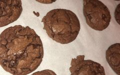 Three Ingredient Quarantine Cookies