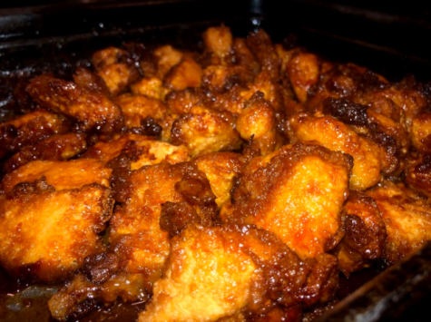 Sweet & Sour Chicken At Home