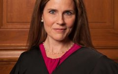 Supreme Court Justice Amy Coney Barret in 2018. Rachel Malehorn photo.