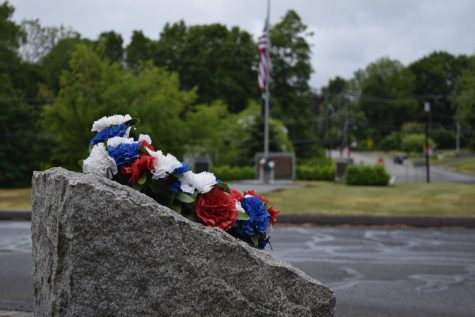 Durham & Middlefield residents gather at Town Greens in Recognition of Memorial Day