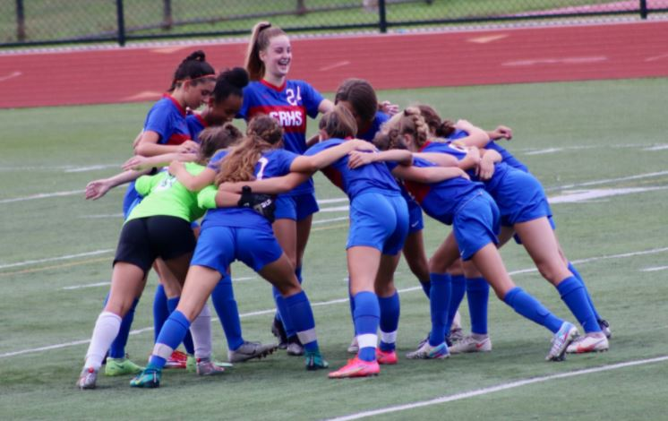 Blue+Devils+Girls+Soccer+Shuts+Down+Haddam-Killingworth+3-0
